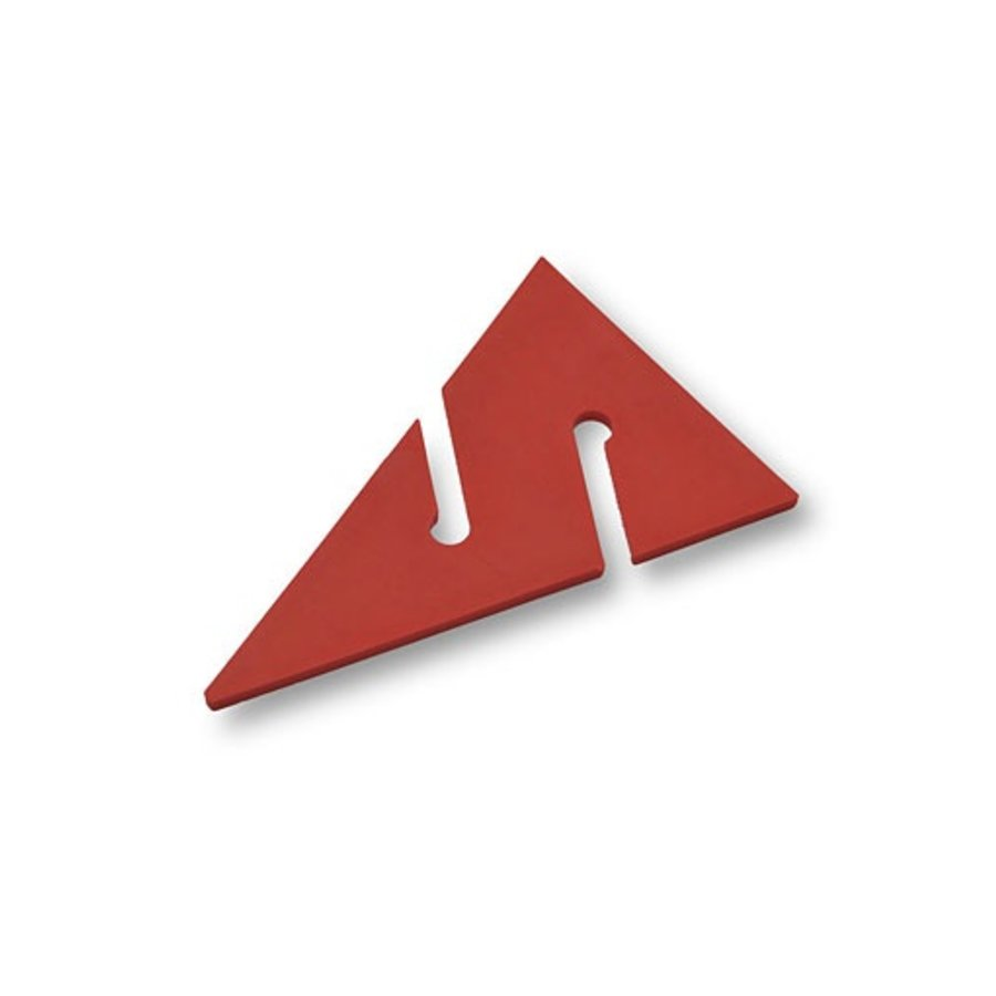 SubGravity Line Marker Arrow, Large Red