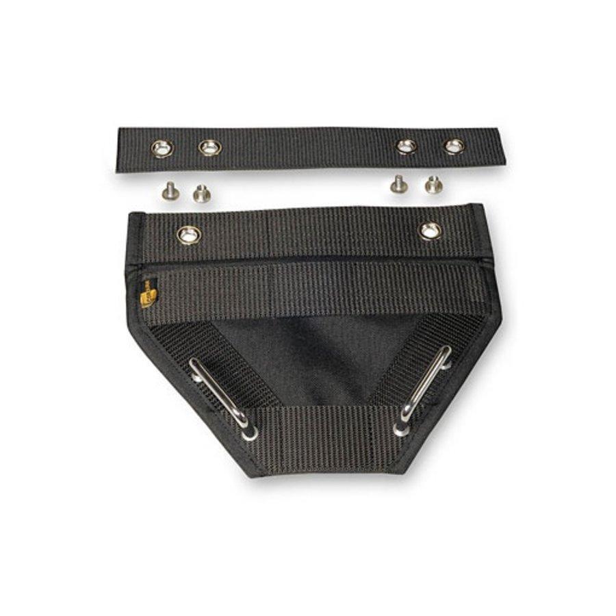 SubGravity Sidemount Buttplate