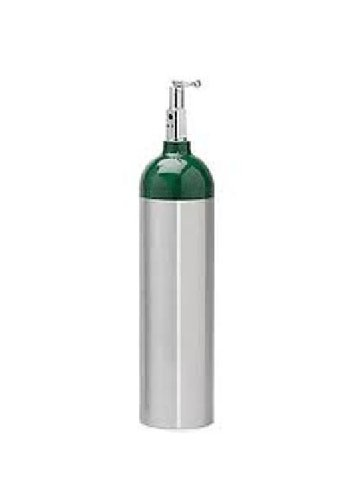 Catalina D Oxygen Cylinder w/ Toggle Valve (15 cft)