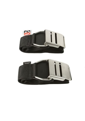 SubGravity SubGravity Cylinder Band with Stainless Cam Buckle (pair)