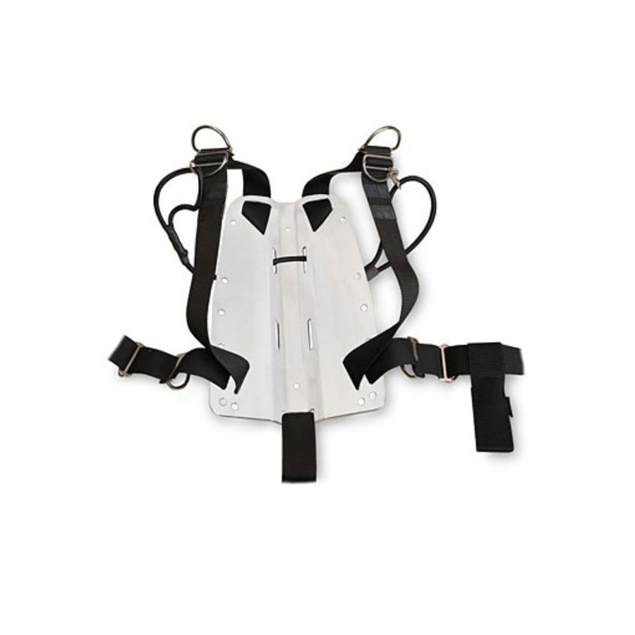 Subgravity Continuous Webbing Harness System