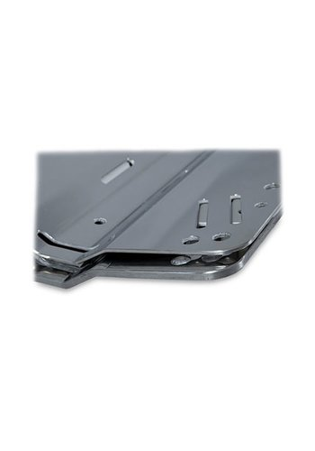 SubGravity SubGravity Stainless Steel Backplate, 6mm
