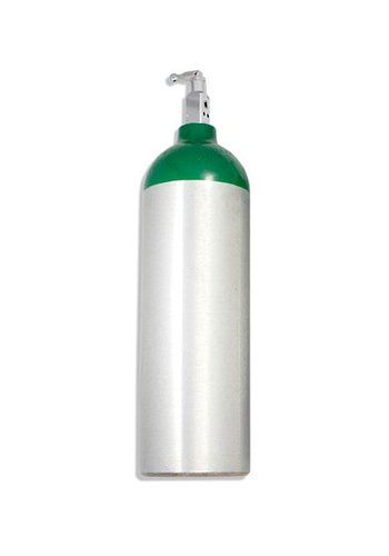 Catalina Jumbo D Oxygen Cylinder w/ Toggle Valve (22 cft)