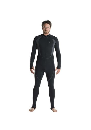 Fourth Element Fourth Element Hydroskin One Piece Suit Grey/Black