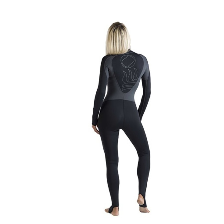 Fourth Element Hydroskin One Piece Suit Grey/Black