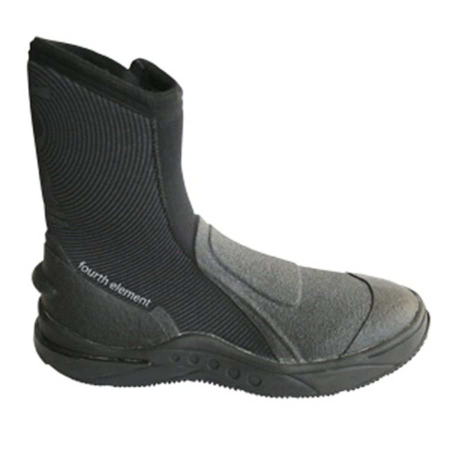 Fourth Element Amphibian 6.5mm Boot - Moulded Sole
