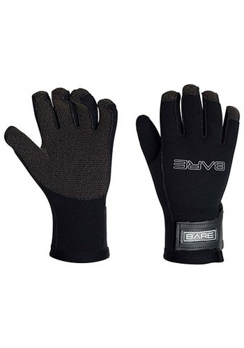 BARE BARE 3mm Pro SD Glove w/ Kevlar Palm