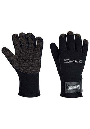 BARE BARE 3mm Pro SD Glove w/ Kevlar Palm