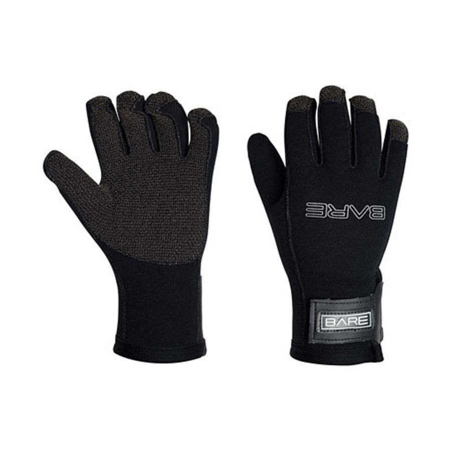 BARE 3mm Pro SD Glove w/ Kevlar Palm