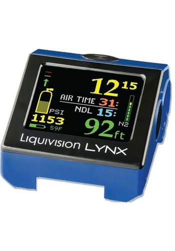 Liquivision Liquivision Dive Master kit - 1 Lynx AI &