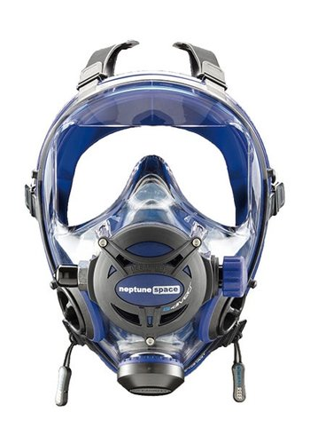 TDI / SDI / ERDI Full Face Mask Diver Course
