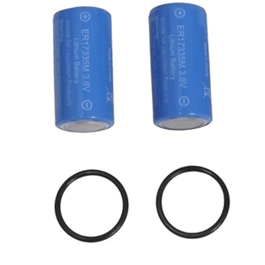 Disposable Batteries for Liquivision U-2 Transmitter (2 pack)