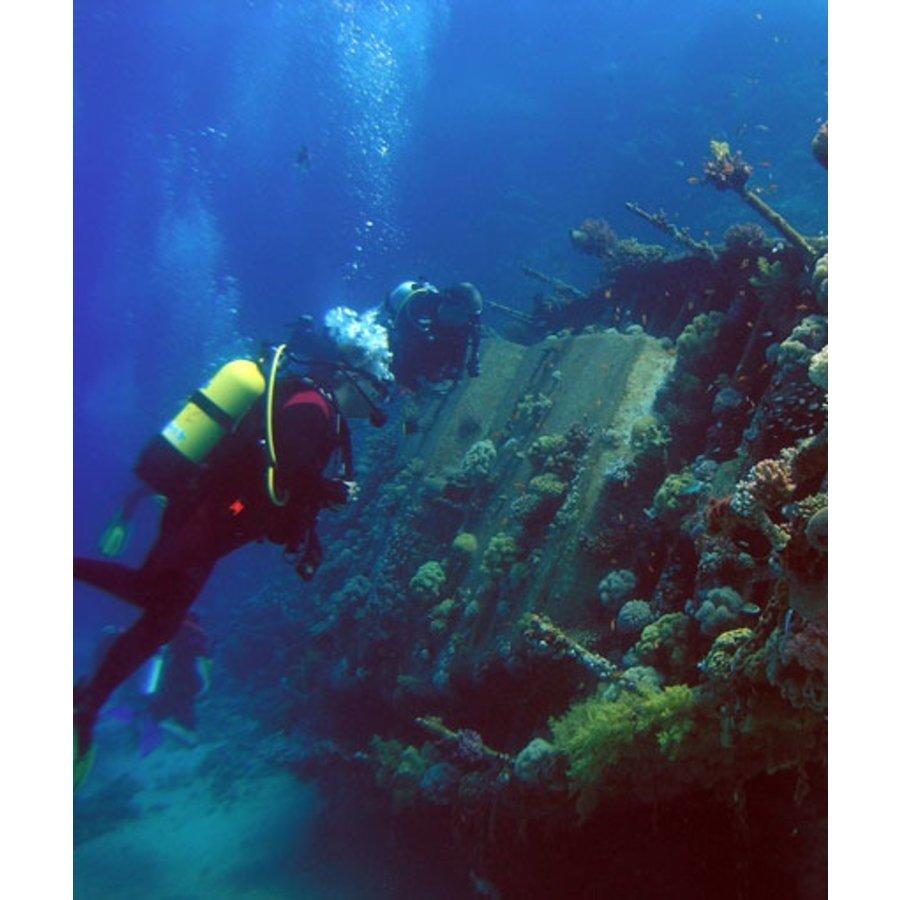 SDI Wreck Diver Course