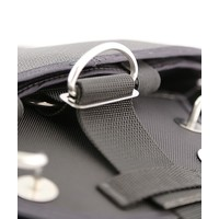 """2"""" SS D RING - LOW PROFILE 3/16"""