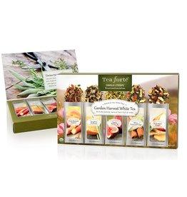 "Boite ""garden harvest"" thé blanc"
