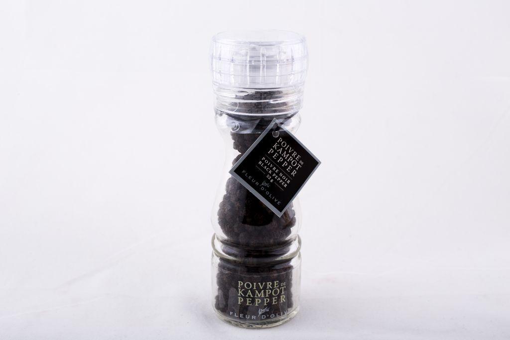 Moulin de poivre noir