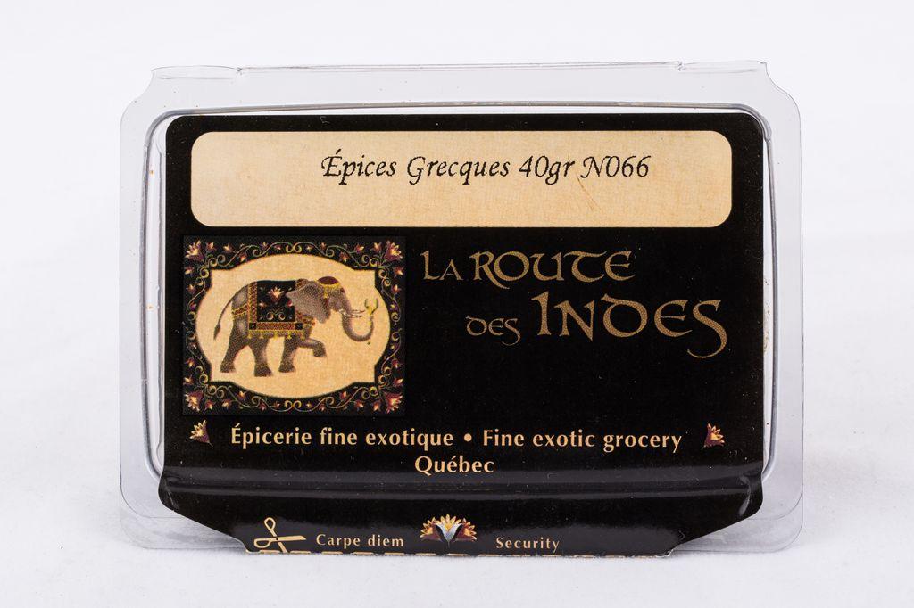 Épices grecques
