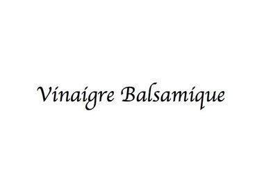 Balsamique