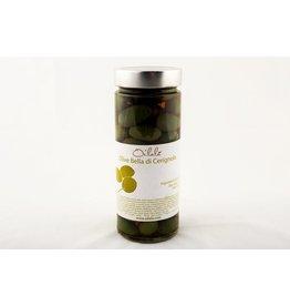 Grosses olives vertes