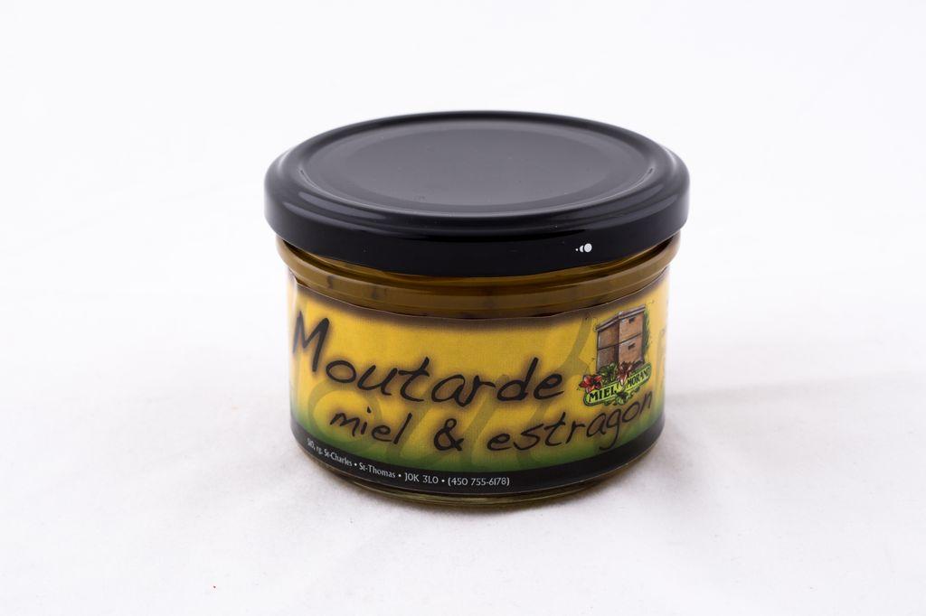 Moutarde miel et estragon