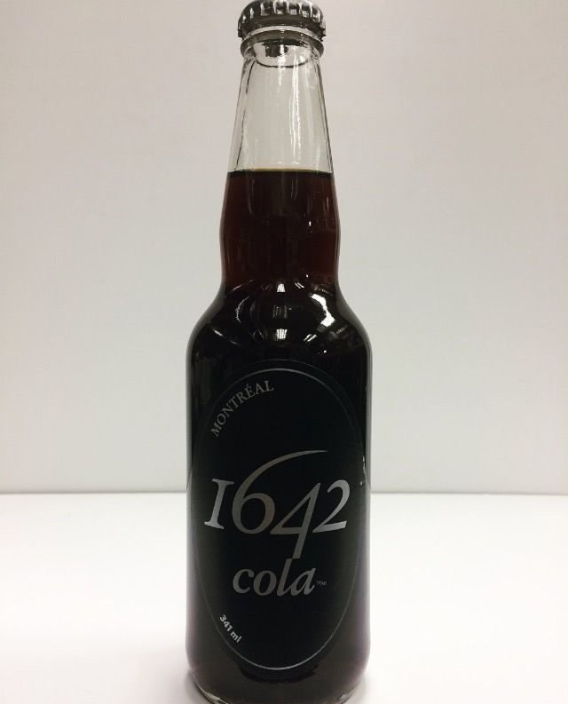 Cola à l'érable 1642