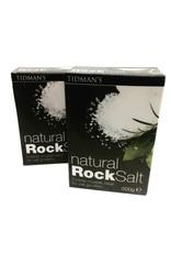 Gros sel de mer naturel