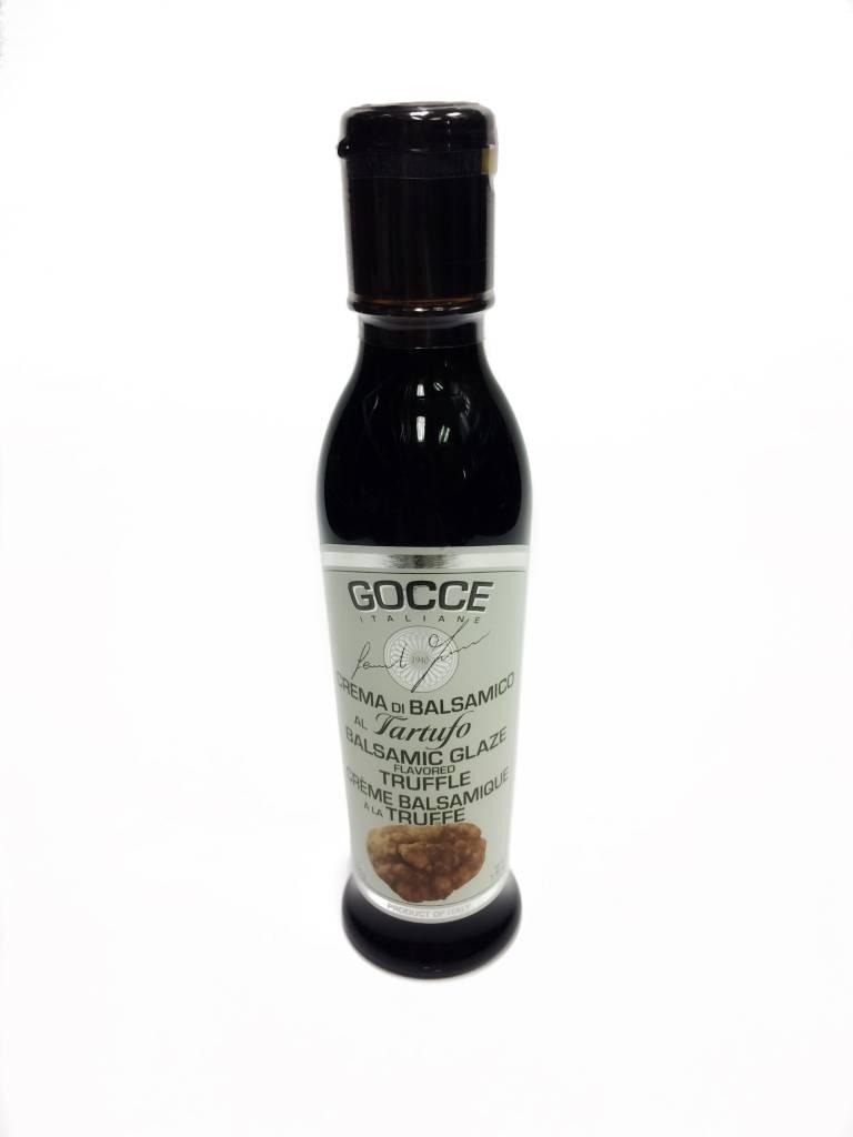 Crème de balsamique à la truffe