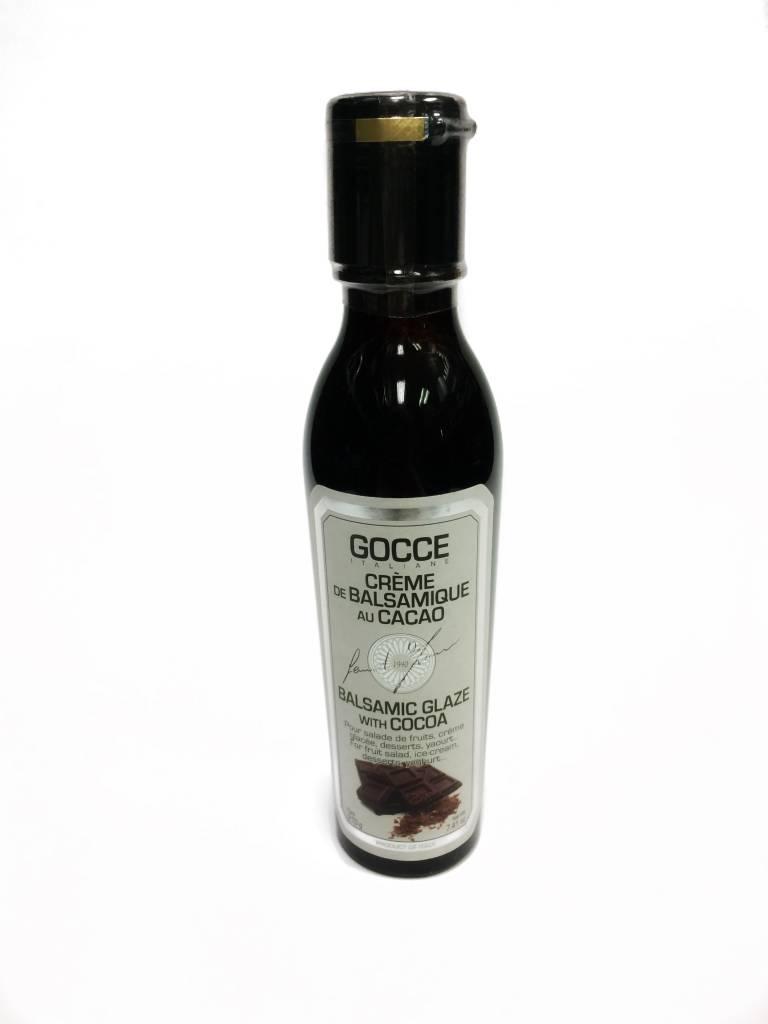 Crème de balsamique au cacao