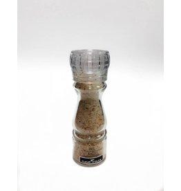 Moulin de sel de mer et de piment d'espelette