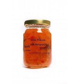 Gelée de piments à la Marguerite