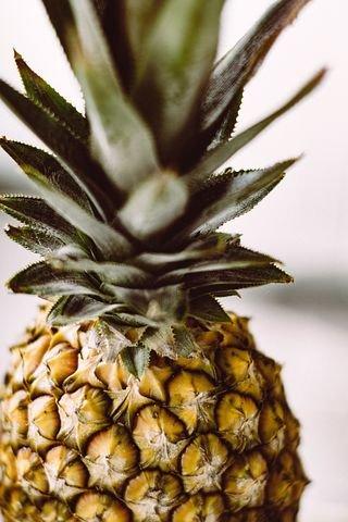 Ananas - balsamique blanc