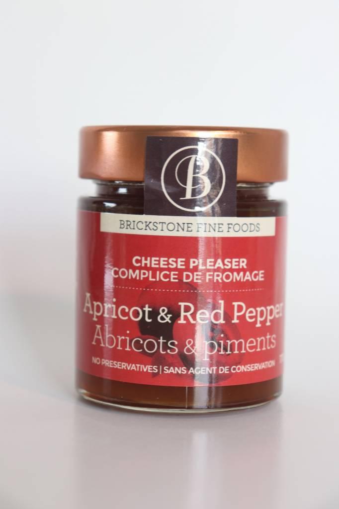 Complice de fromage abricots et piments