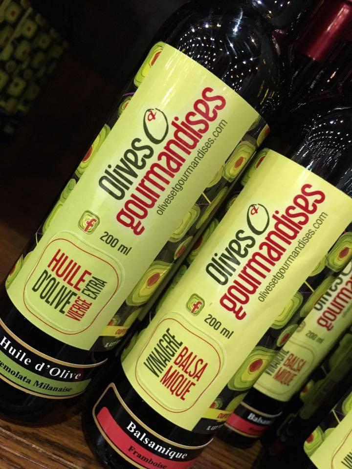 Suggestions de mariage entre nos balsamiques et nos huiles
