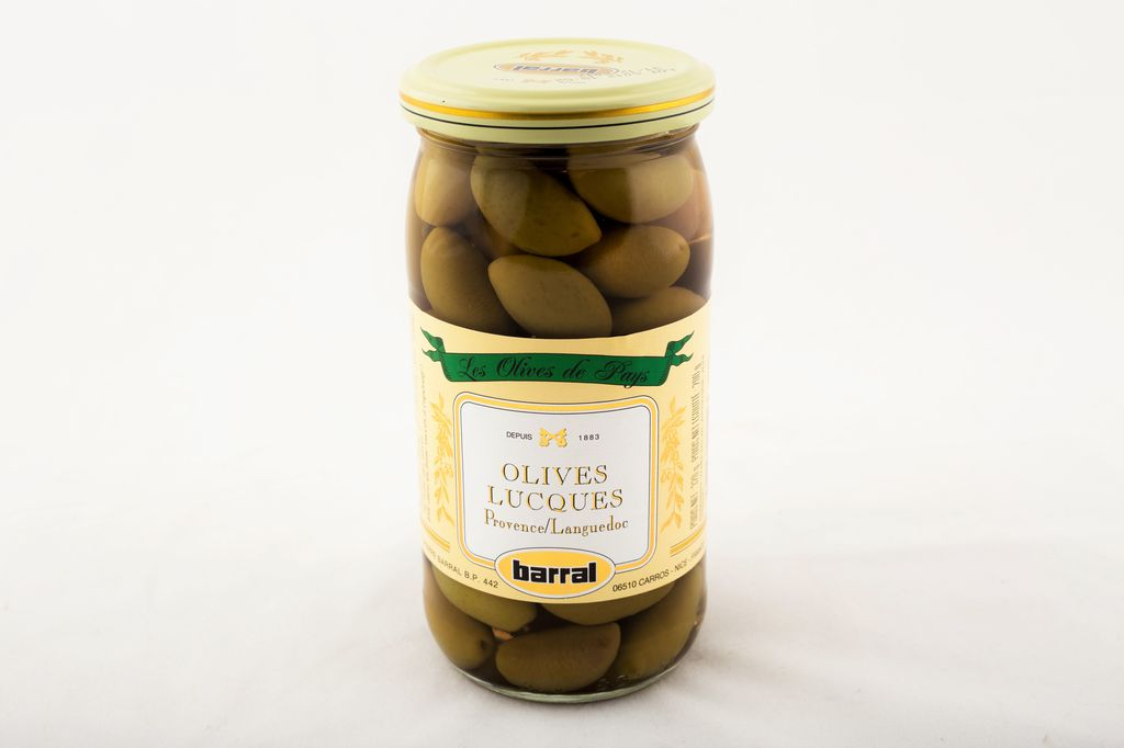 Olives lucques provence/languedoc