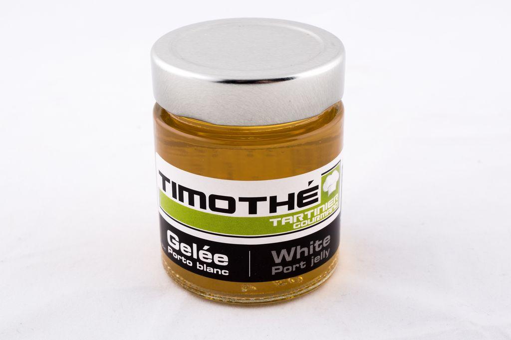Gelée de Porto blanc 125 ml