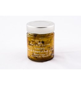 Moutarde poivre de kampot et huile d'olive