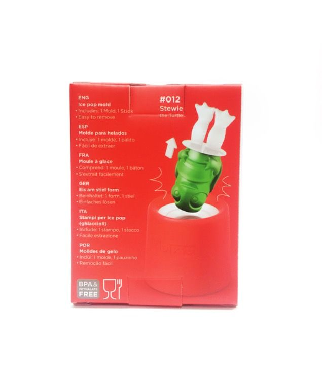 Ice pop mold #012 Stewie