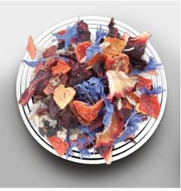 Rooibos bleuet merlot en feuille
