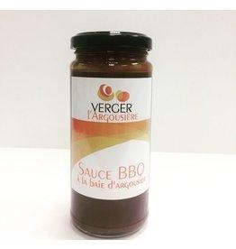 Sauce BBQ à la baie d'argousier