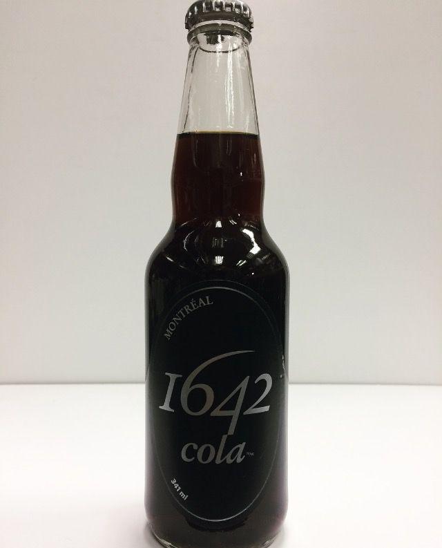 cola érable 1642