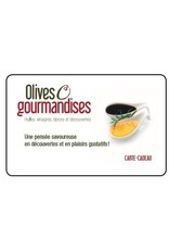 carte cadeau Olives et gourmandises