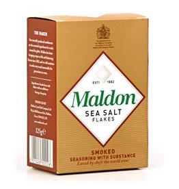 Sel de mer fumé Maldon