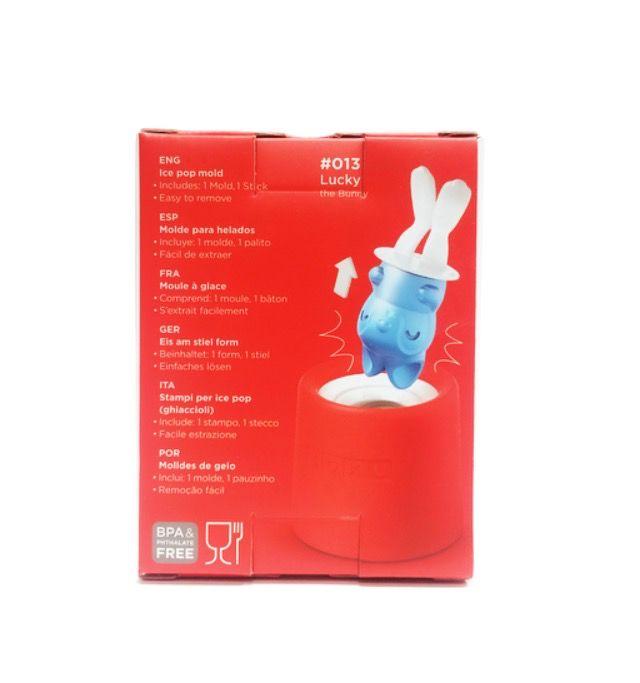 Ice pop mold #013 lucky