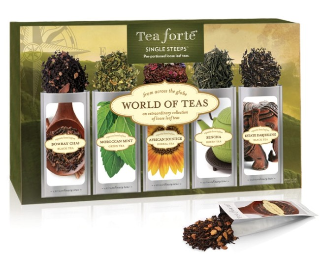 Boite world of teas