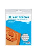 3L 3l large white foam squares
