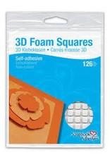 3L 3l small white foam squares