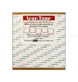 Scor Pal Scor Tape 6x6