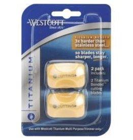 Westcott Westcott titanium blades