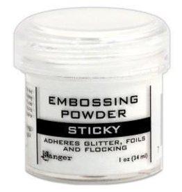 Ranger Ranger sticky stuff embossing powder