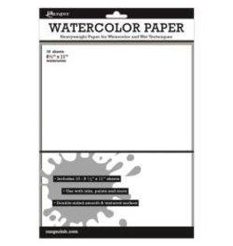 Ranger R watercolor paper